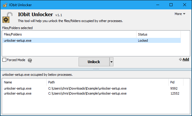 How to Delete, Move, or Rename Locked Files in Windows