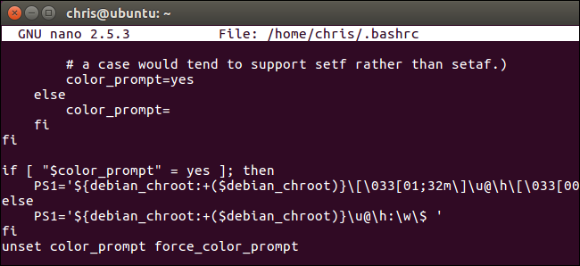 How to Customize (and Colorize) Your Bash Prompt