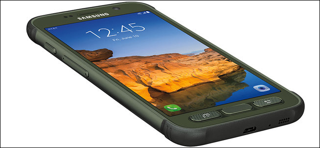 The Galaxy S7 Active Is More Or Less Same Phone As In A Super Protective S It Has 2560 1440 Amoled Screen