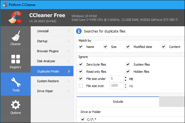 duplicate cleaner 3 free download