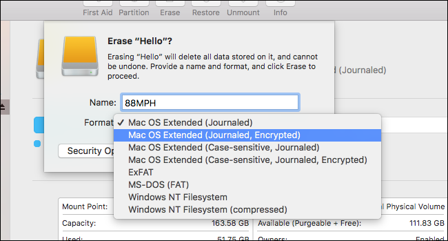 How to Encrypt Your Mac's Time Machine Backup