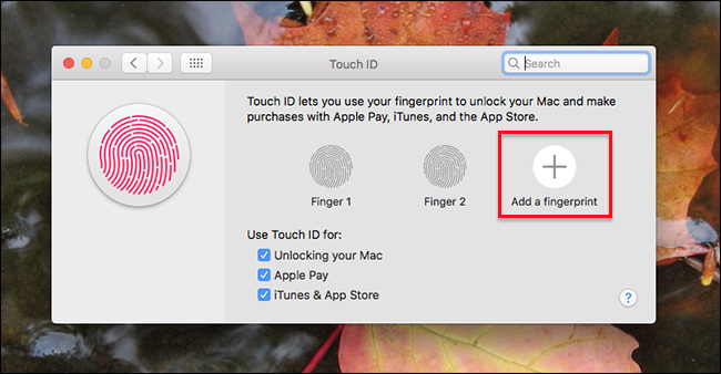 How to Add More Touch ID Fingers to Your Mac