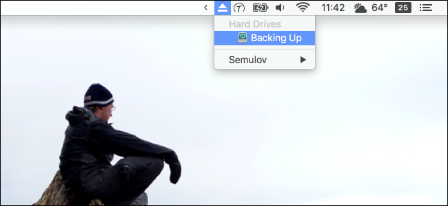 How to Quickly Unmount External Drives From the macOS Menu Bar