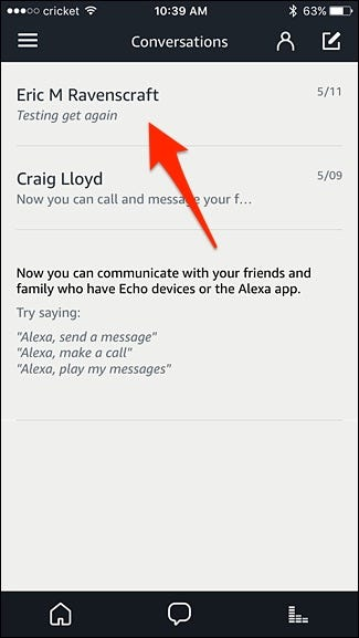 How to Delete Conversations in the Alexa App