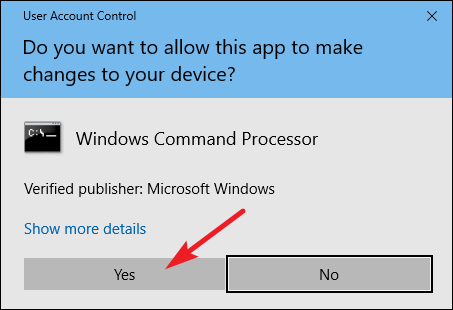 how to bring up command prompt in windows 10