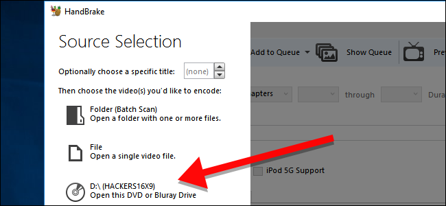How to Decrypt and Rip DVDs With Handbrake