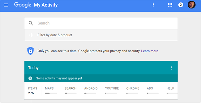 How to Clear Your Google Search History Delete Map Search History on