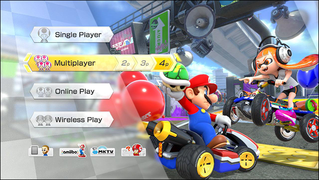 How to Play Mario Kart With Your Friends On the Nintendo