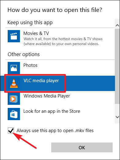 how to play mkv files smoothly on vlc
