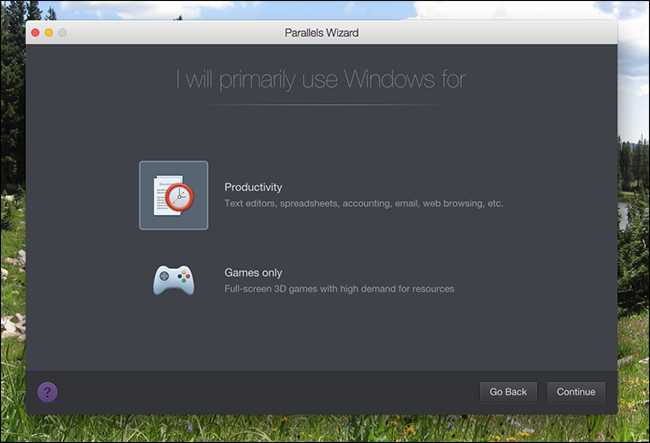 parallels windows 10 keyboard mapping