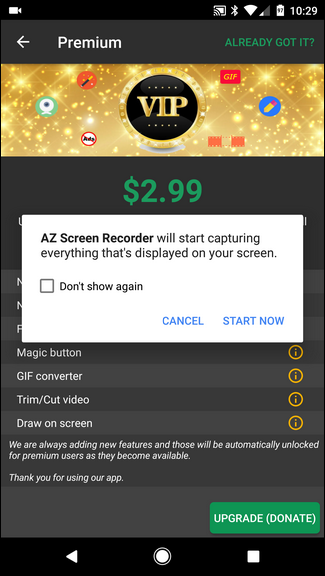 How to Record Your Android Device's Screen