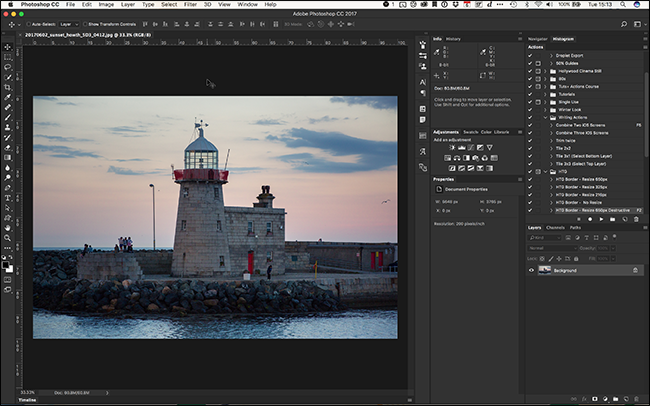How to Change the Interface Background Color in Photoshop