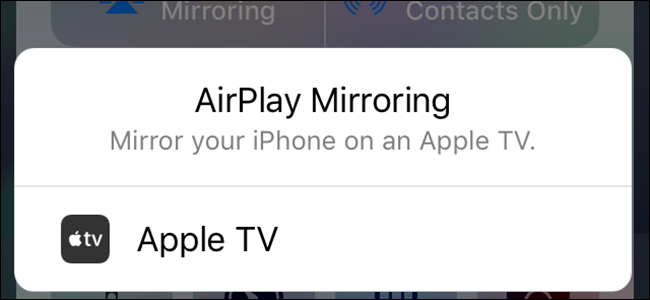 How to Mirror your Mac, iPhone, or iPad Screen on Your Apple TV