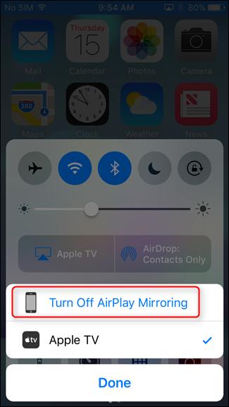 how to put apple tv on mac