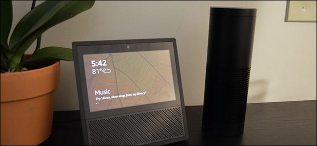Everything Amazon S Echo Show Can Do That Other Echos Can T