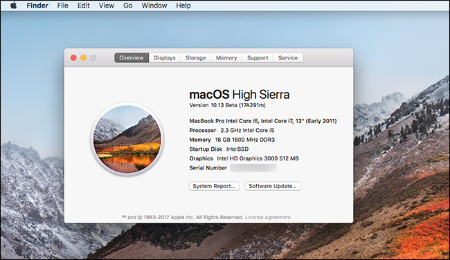 How to try the macos high sierra beta right now if you installed it on a second partition just hold the option key as your mac boots to choose which operating system to launch ccuart Images