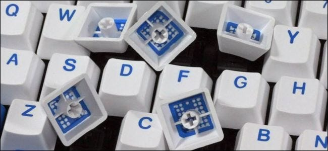 All Those Confusing Mechanical Keyboard Terms, Explained