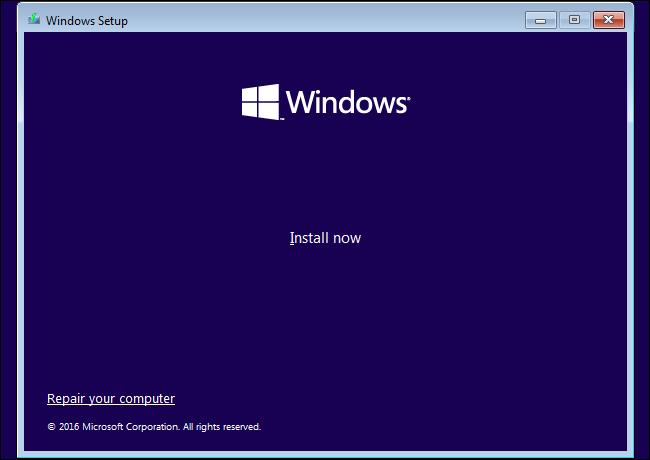 how to do startup repair windows 7