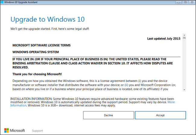 installing windows 7 on windows 10