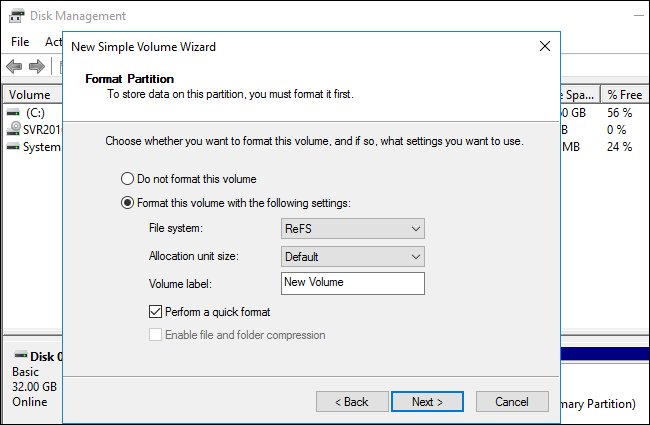 What Is ReFS (the Resilient File System) on Windows?