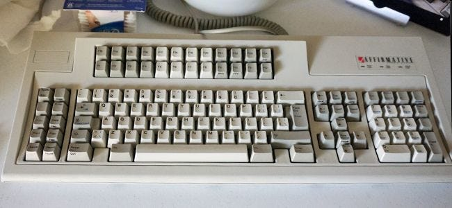 How to Clean and Renovate a Used Model M Keyboard