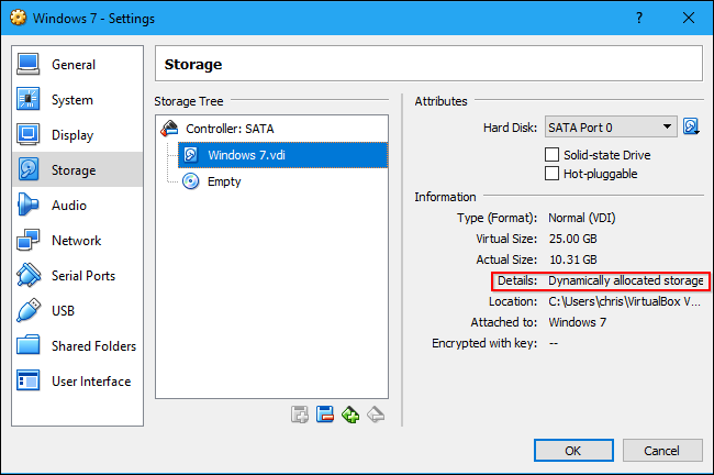 How to Shrink a VirtualBox Virtual Machine and Free Up Disk