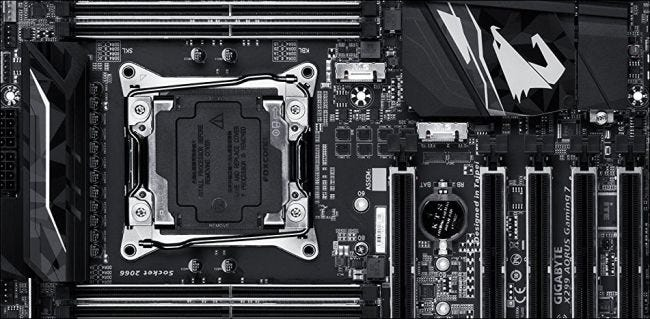 Intel's New X Series of Enthusiast CPUs, Explained