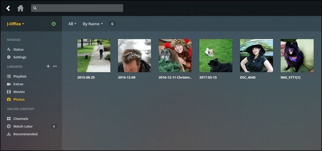 How to Store and View Your Photo Collection In Plex Media Server
