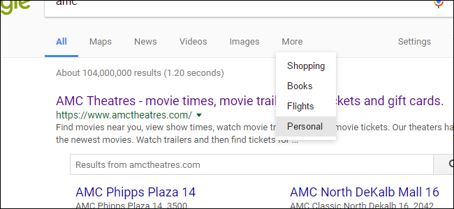 How to Use Google to Search Only Your Emails, Events, and Other Stuff