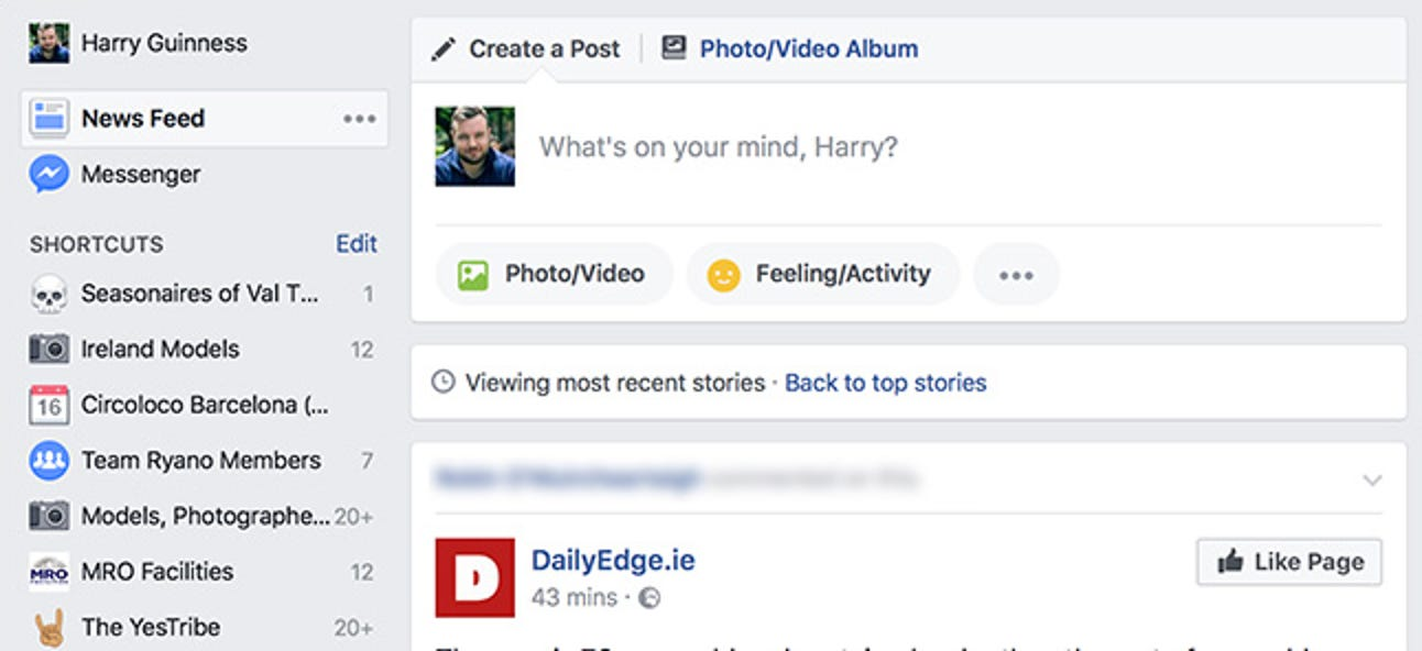 By sort facebook size groups How to