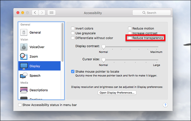 windowserver mac process high cpu
