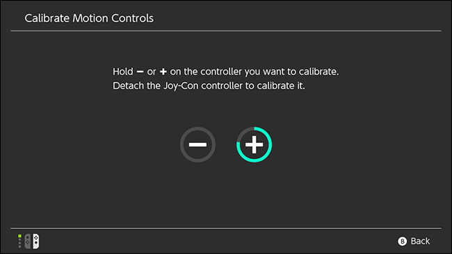 How to Calibrate the Joy-Con Controllers On Your Nintendo Switch