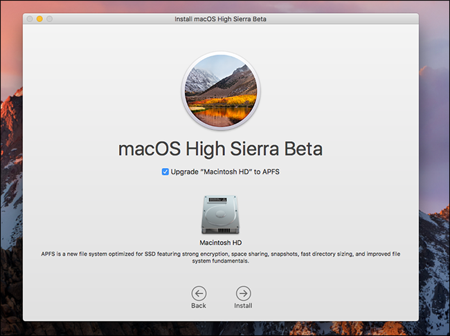How to Try the macOS High Sierra Beta Right Now