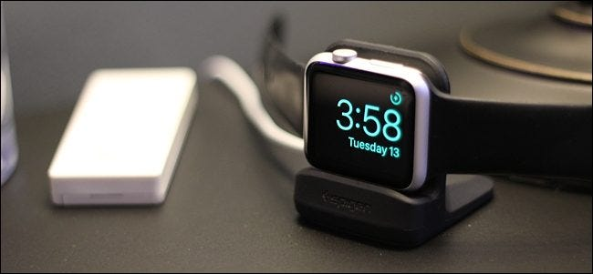How nightstand mode works on the apple watch urtaz Image collections
