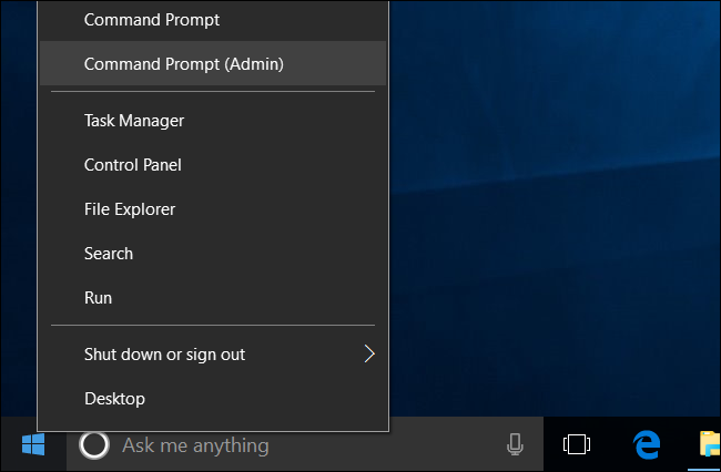 format windows 10 from command prompt