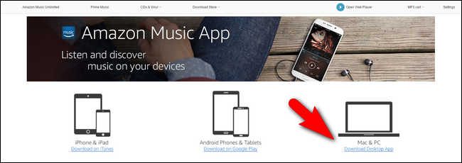 amazon music mp3 download iphone