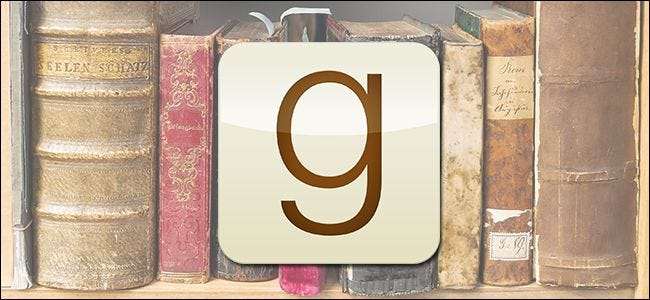how to create a goodreads account