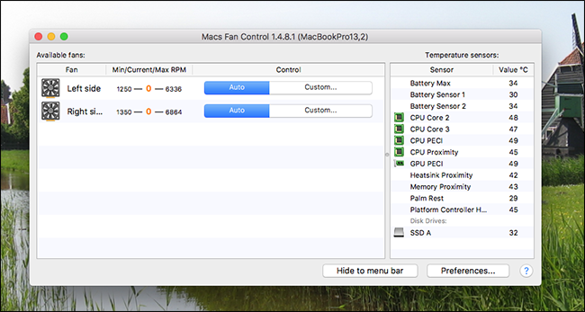 How To Monitor And Control Your Mac S Fans