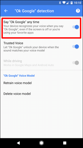 "How to Turn Off ""Ok Google"" on Your Android Device"