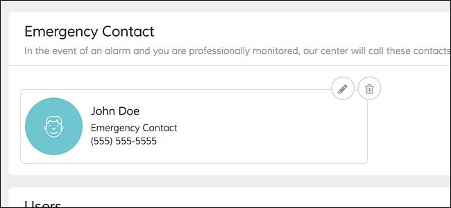 how to set emergency contacts in iphone
