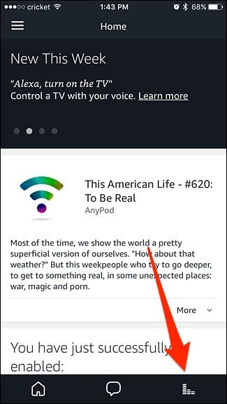 """What Is the """"Queue"""" Tab in the Alexa App?"""