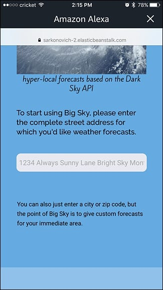 How to Get More Detailed Weather Info From Alexa