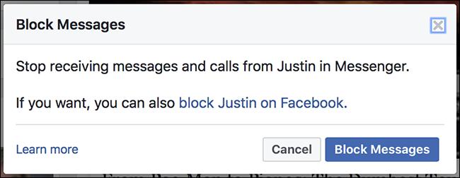 How to Block People in Facebook Messenger