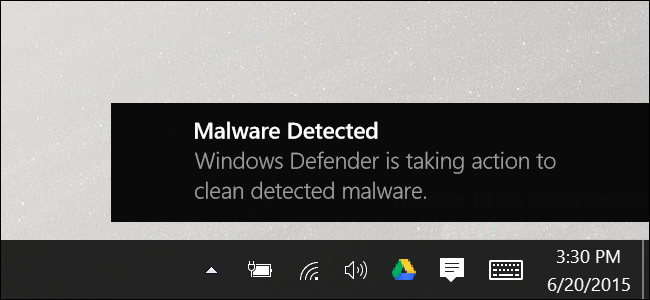 How to use the built in windows defender antivirus on windows 10 windows 10 has built in real time antivirus named windows defender and its actually pretty good it automatically runs in the background ensuring all ccuart Gallery