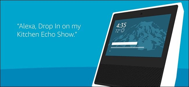 How to Use Your Amazon Echo as an Intercom with Drop In