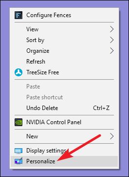 Restore Missing Desktop Icons in Windows 7, 8, or 10