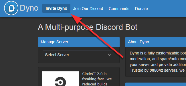 The most useful chat and bot commands in discord first youll need to invite the dyno bot to your server to do that head to this link and click invite dyno at the top left corner of the screen ccuart Gallery