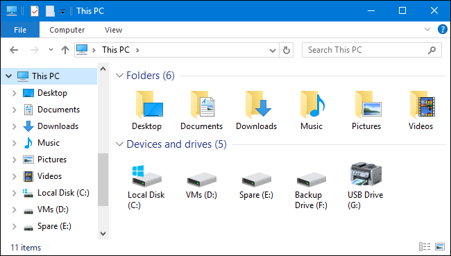 windows 10 how to open rars with file explorer