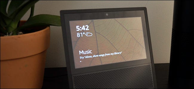 How To Customize Your Echo Show S Home Screen