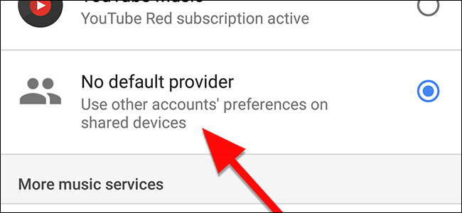 How to Use Someone Else's Music Subscription On a Shared
